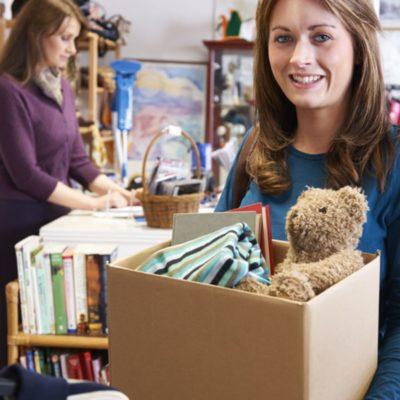 small biz cares volunteering fundraising