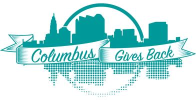 Columbus Gives Back Logo