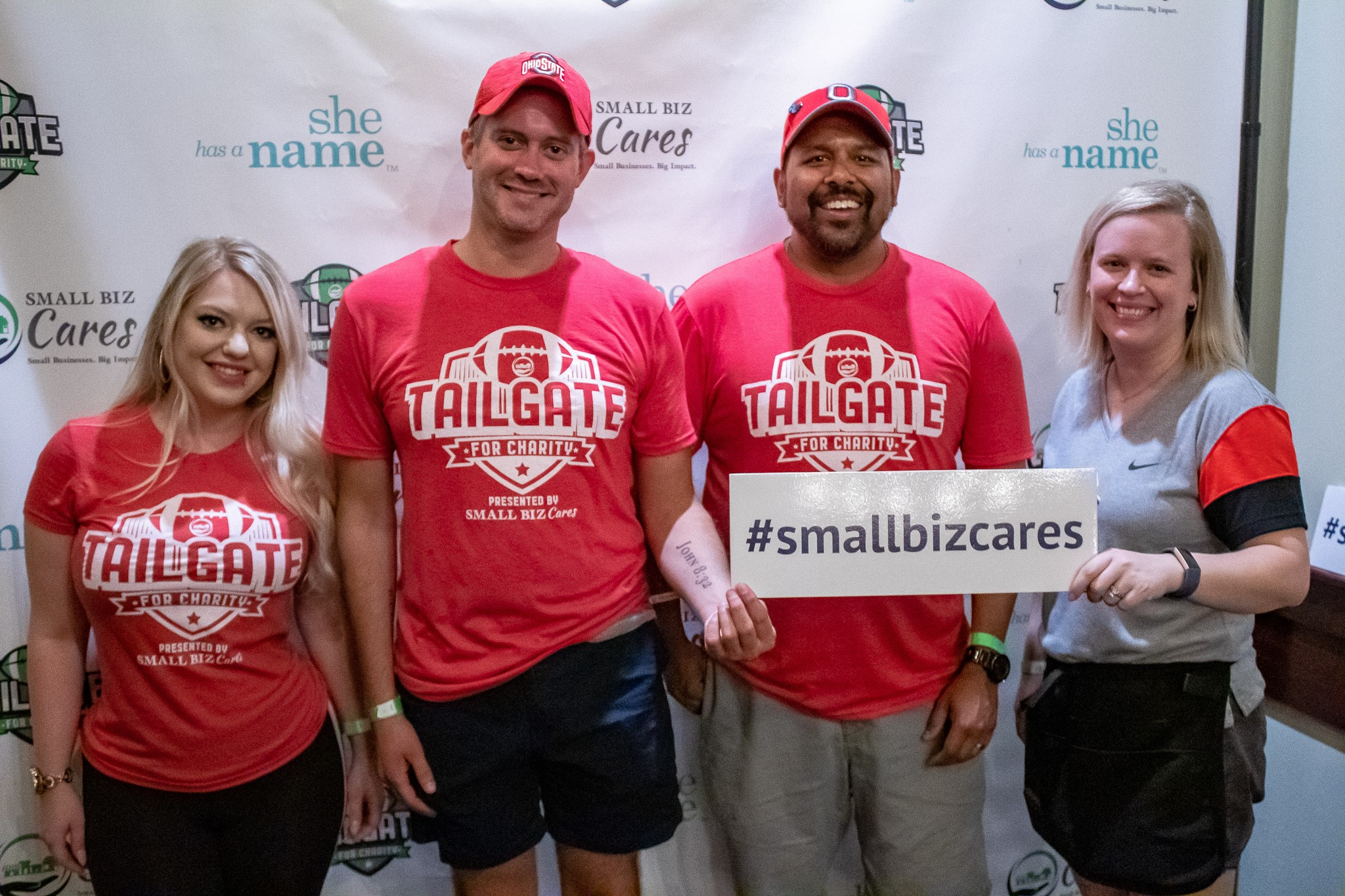 Small Biz Cares nonprofit Volunteers Fundraising