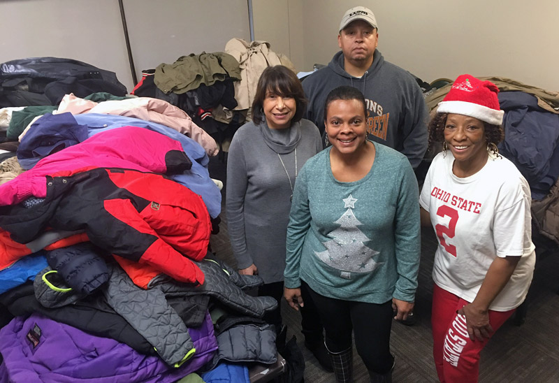 Event to Donate Coats to YWCA