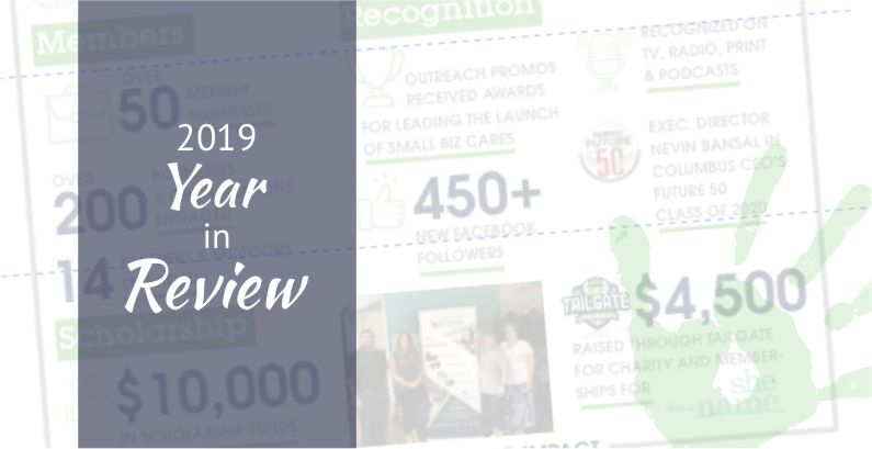 2019 Small Biz Cares - Year In Review