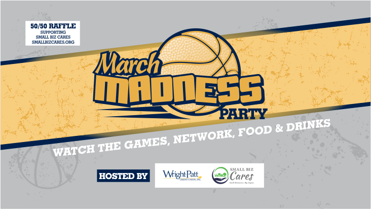 CANCELLED – March Madness Party And Fundraiser!