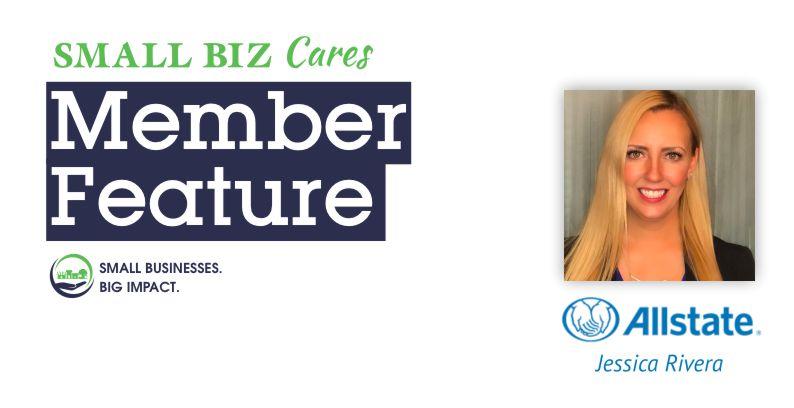 Member Feature: Jessica Rivera Of Allstate Insurance
