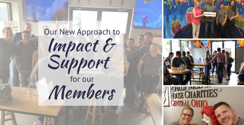 Our New Approach To Impact & Support For Our Members