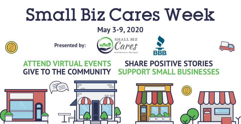 Recap: Small Biz Cares Week 2020