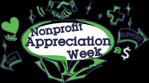 Nonprofit Appreciation Week logo